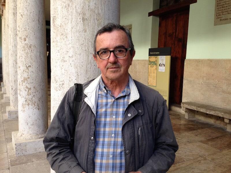El Flaco, José García Poveda