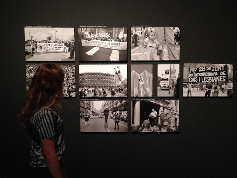 Exposición La Valencia de El Flaco
