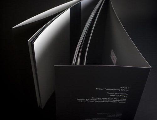 Imprimimos el fotolibro de Raúl Moreno, ganador de la Beca Photon 2016