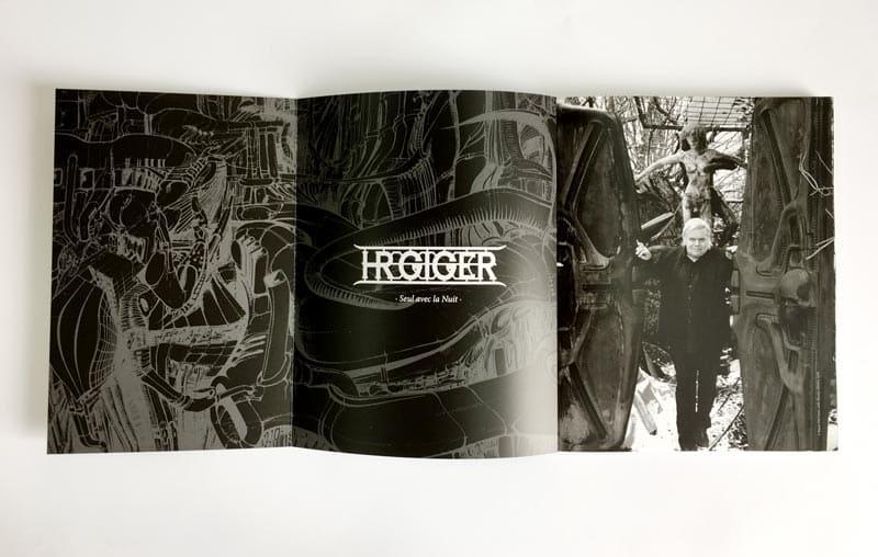 libro de H.R. Giger