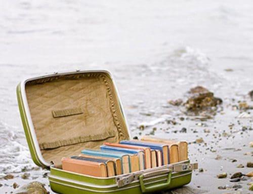 Cinco libros para leer en vacaciones: Edición verano 2017