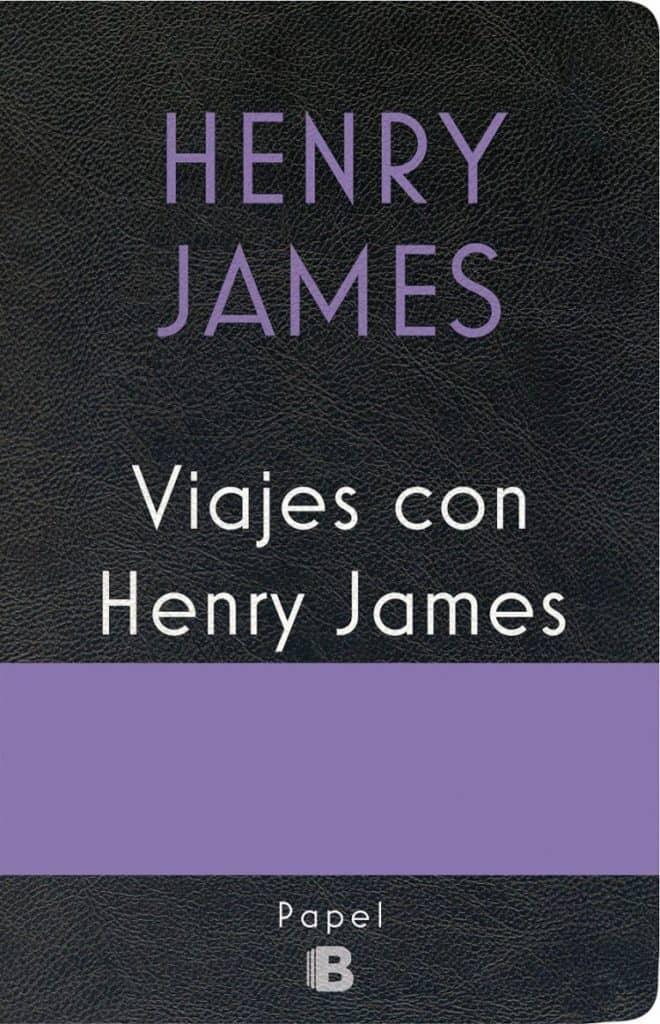 libro viajes con henry james