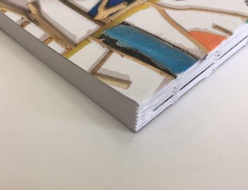 Imprimimos el catálogo de la exposición de Pepe Gimeno en el E CA
