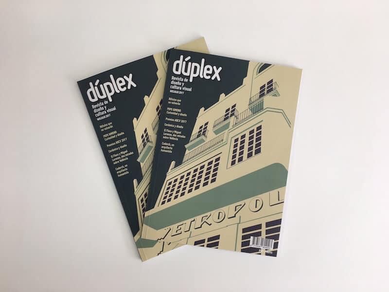Revista duplex la imprenta cg