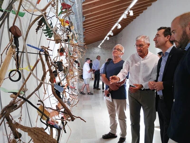 Exposición Pepe Gimeno