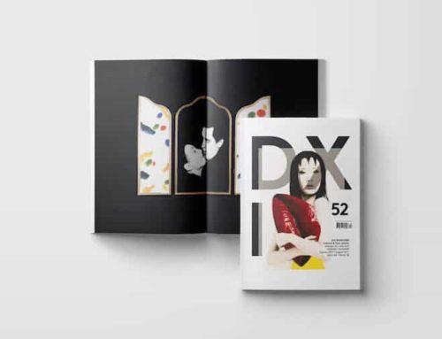 Llevamos al papel DXI 52, una revista repleta de amor y diseño