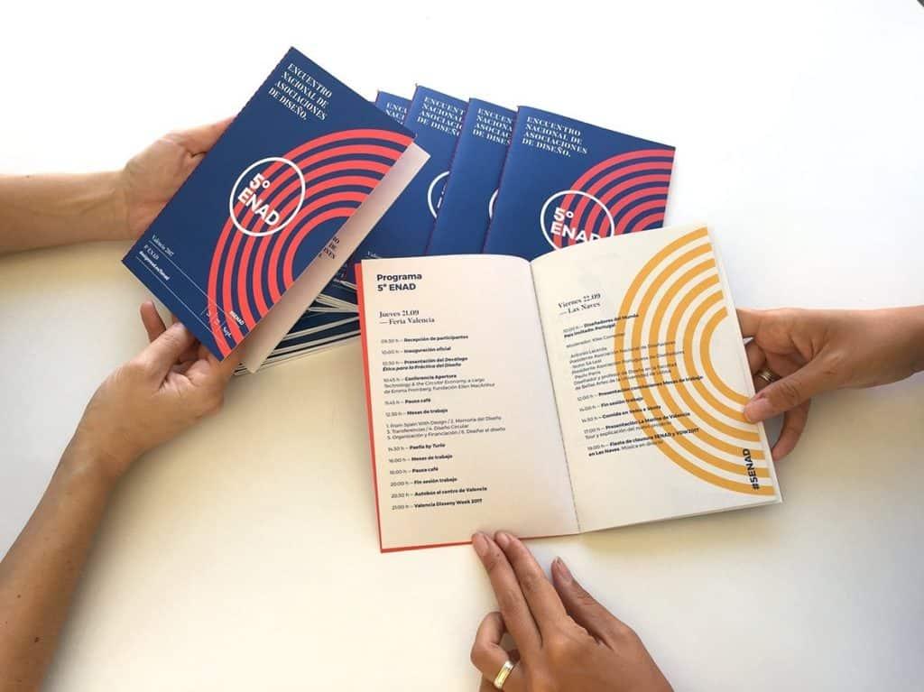 libretas fabricadas en la imprenta cg