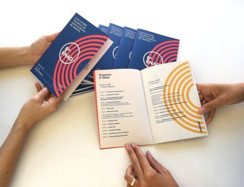 Todas las claves del 5ENAD, el Encuentro Nacional de Diseño