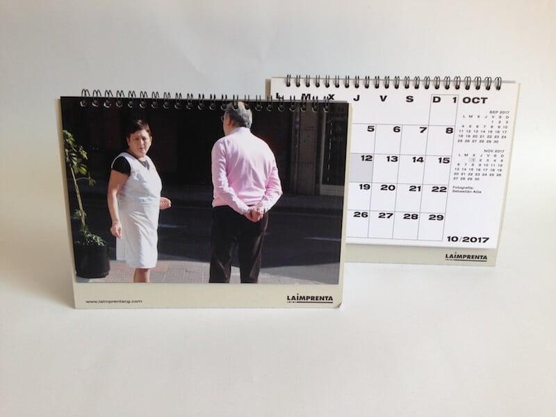 Sebastian alos calendario la imprenta