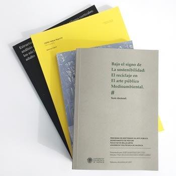 imprimir tesis en la imprenta