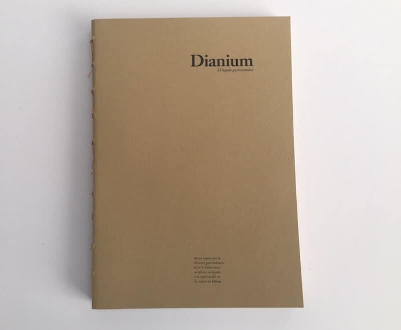 Portada libro Dianium