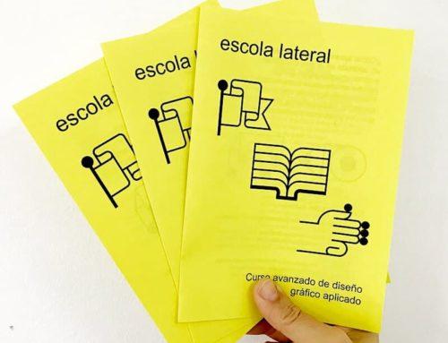 Escola Lateral, un curso de diseño gráfico diferente
