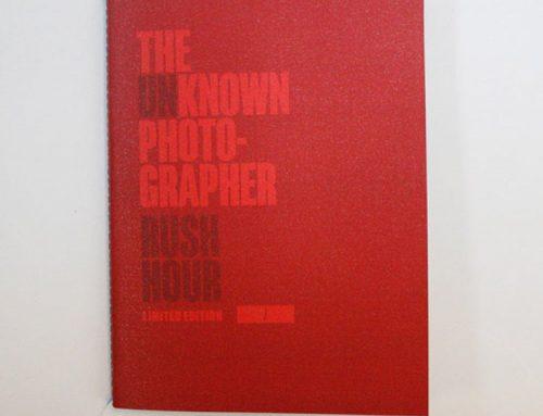 """Imprimimos el fotolibro de autor """"Rush Hour"""", de Gerald Kiernan"""
