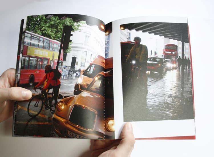 interior impresión fotolibro rush hour
