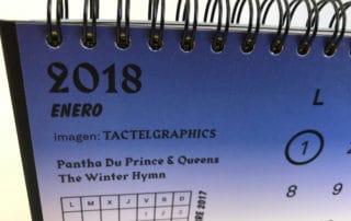 enero calendario la imprenta cg