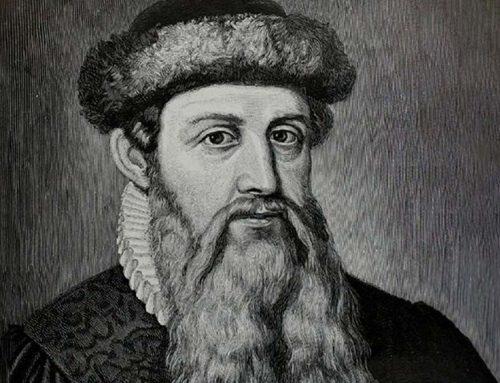 2018 Año Gutenberg: se conmemora el 550 aniversario de su muerte