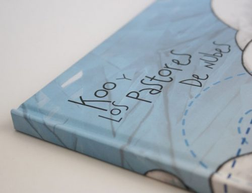 Koo y los pastores de nubes, un libro para niños pequeños y grandes