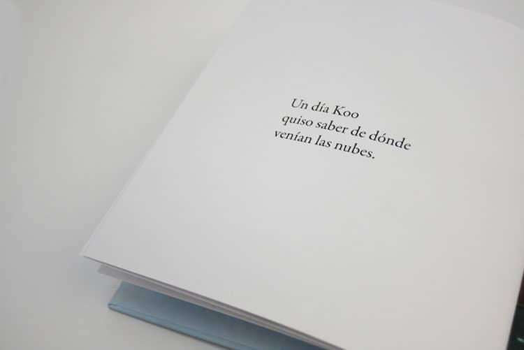 libro para niños koo