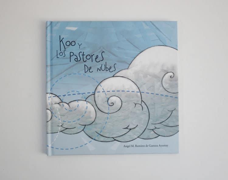 portada libro para niños koo