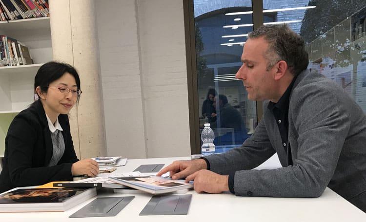 encuentro con editores japoneses