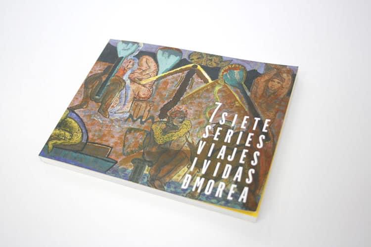 jose morea impresion catalogo arte