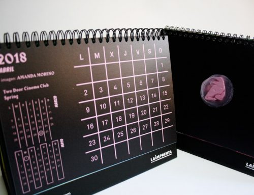 El arte científico de Amanda Moreno llena abril en nuestro calendario