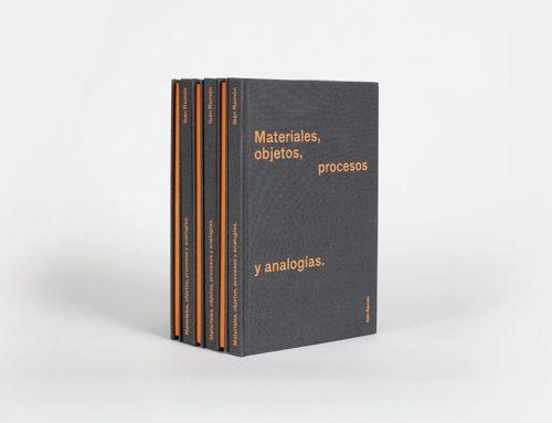 Imprimimos una edición limitada sobre el proceso creativo de Ibán Ramón
