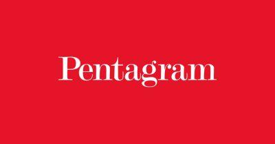 Pentagram diseños