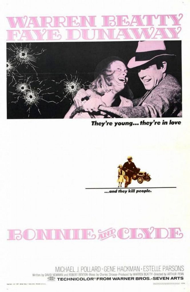bonnie-and-clyde bill gold