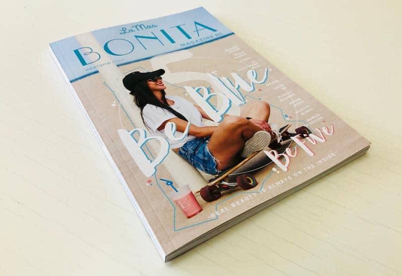 la más bonita revista