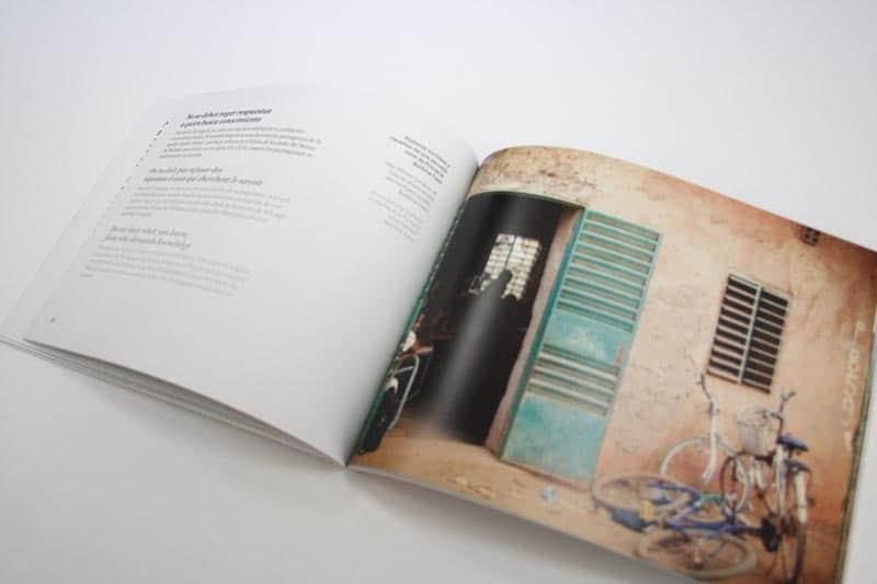 Afrorismos fotolibro impreso