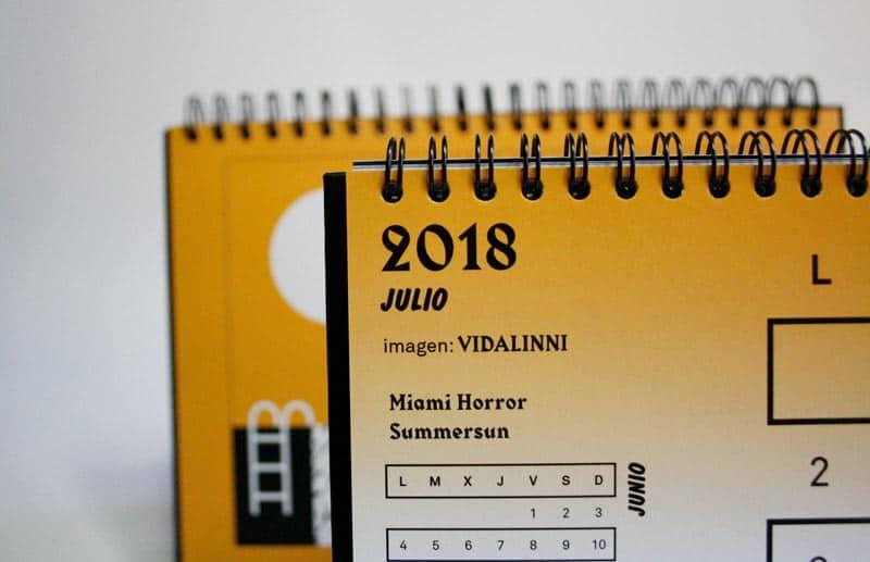calendario vidalinni