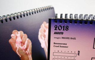 Miguel Rael calendario