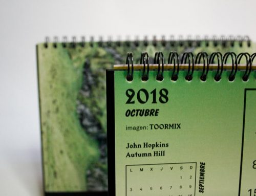 Toormix revoluciona nuestro calendario en octubre