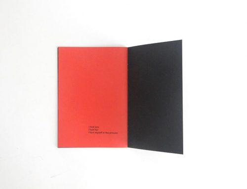 Imprimimos el fotolibro Silence, de Fábio Miguel Roque