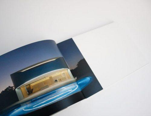 Un catálogo de empresa impactante: Fran Silvestre Arquitectos