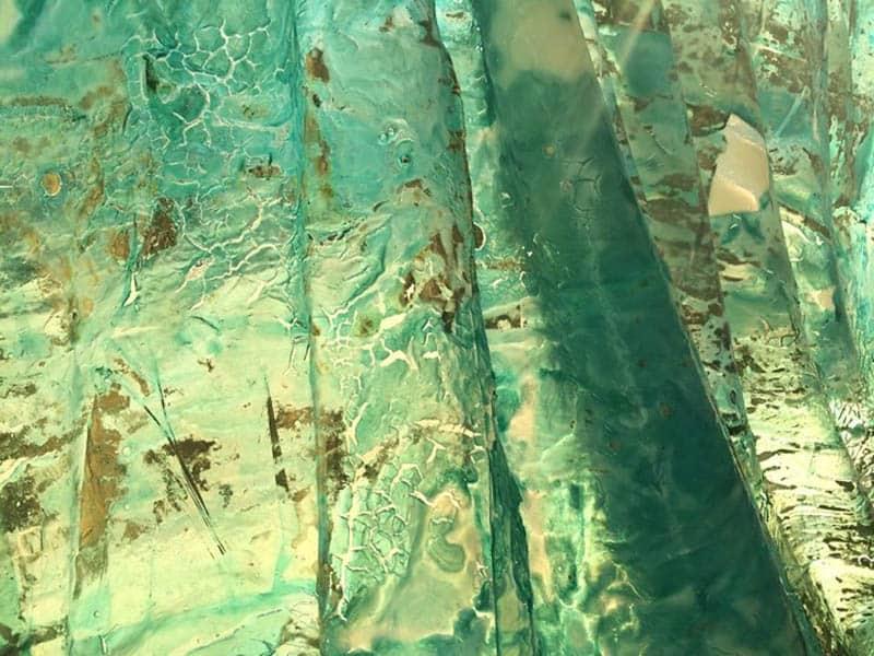 Obra de la exposición de Alicia Torres.