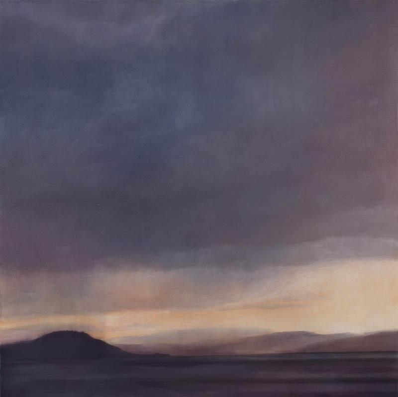 Obra de la exposición de José Saborit