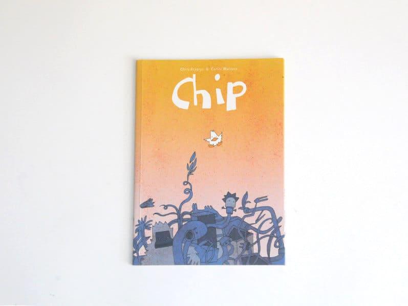 imprimir cómic chip