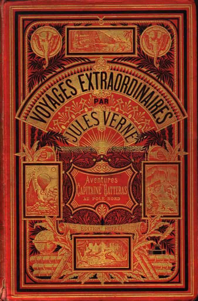 Julio Verne imprenta
