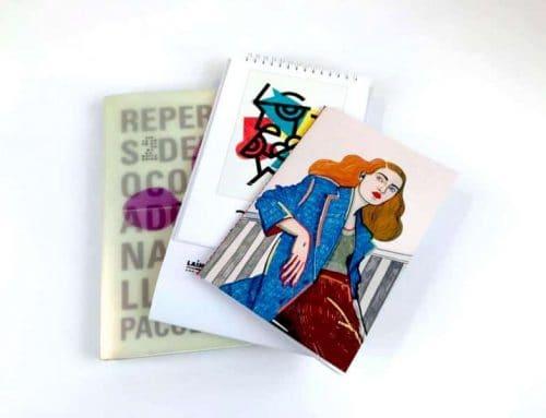 Resultados del sorteo de los 5 packs con libros, libretas y calendarios