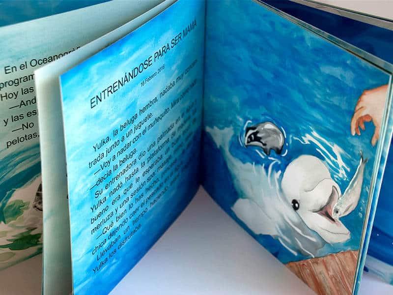 Libro Kylu beluga