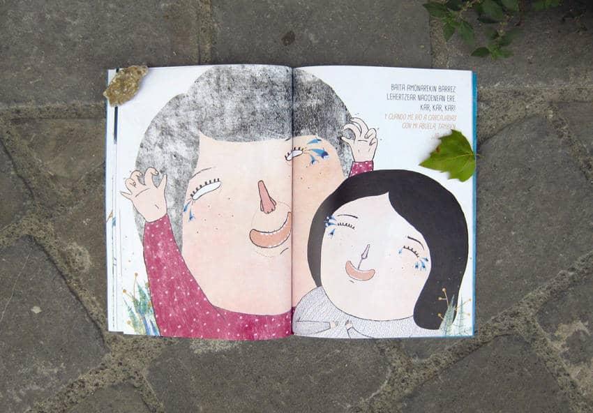 malko libro infantil