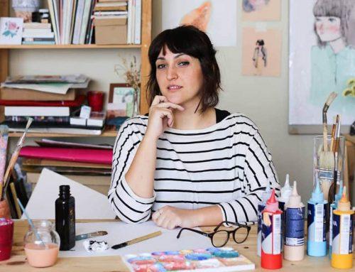 La ilustradora Laura Castelló nos roba el mes de abril