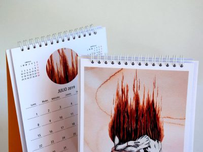 Jaume Mora calendario