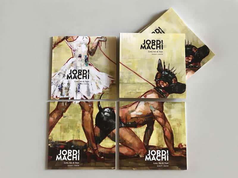 jordi machi catalogo
