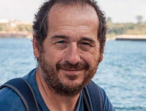 Eduardo Luzzatti dibuja las ganas de escapar en agosto