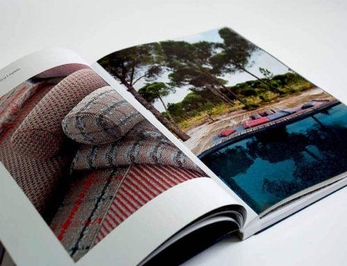 Un catálogo de lujo para GAN, la firma textil de GANDIABLASCO