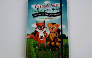Cuaderno de campo para niños