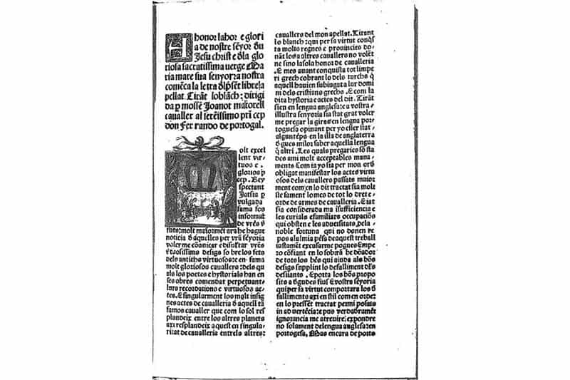 incunable imprenta